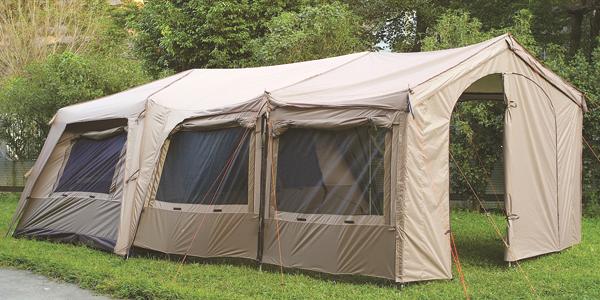Build Your Dream Tent With Blackwolf Bush N Beach Fishing Magazine