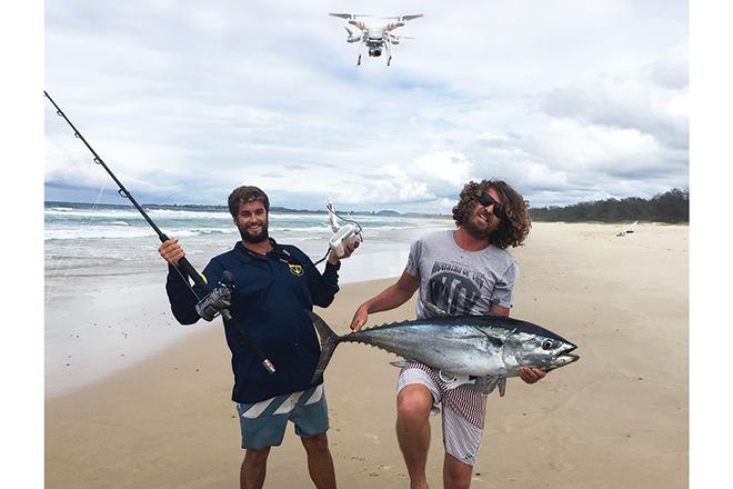 drone fishing 0