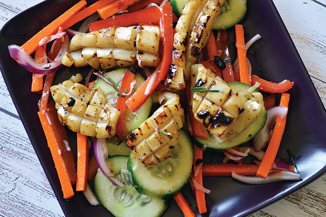 lime salad recipe