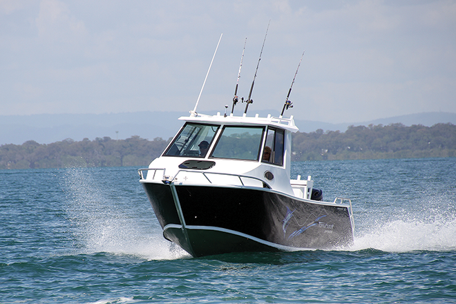 formosa 660 tomahawk offshore hardtop