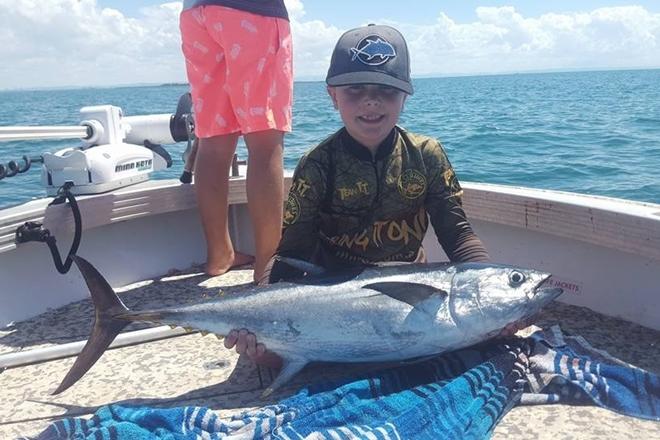 moreton bay longtail tuna