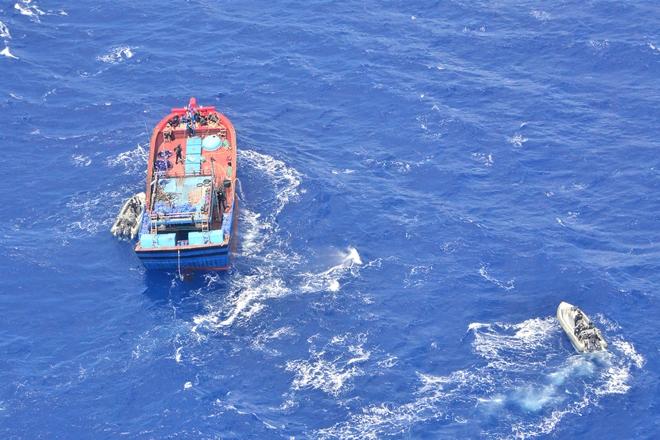australia vietnam combat illegal fishing