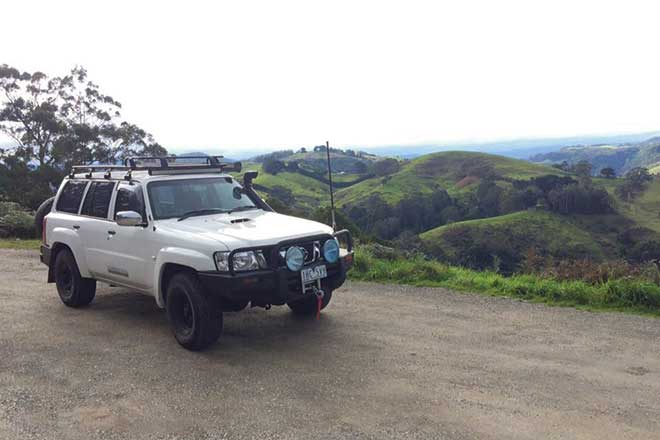 buying a second-hand 4wd