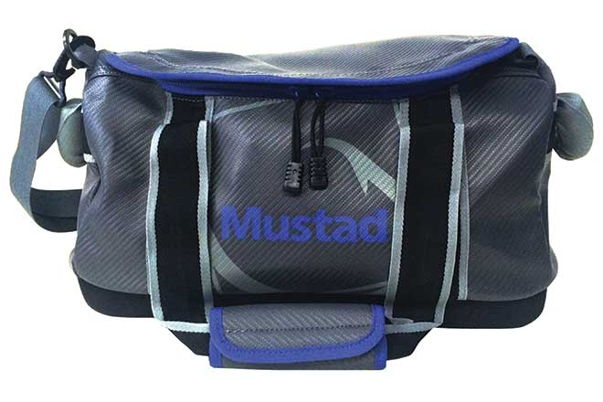 Mustad Graphite Travel Bags
