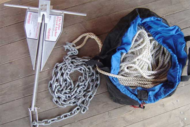 how to anchor your boat correctly