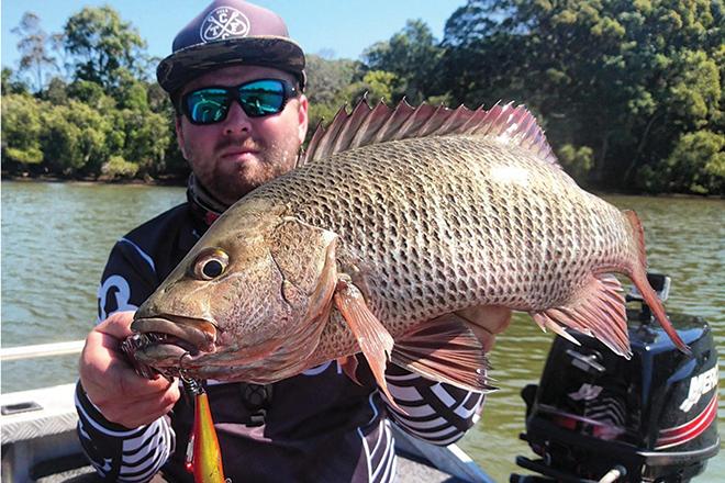 Mangrove Jack Anglers Comp