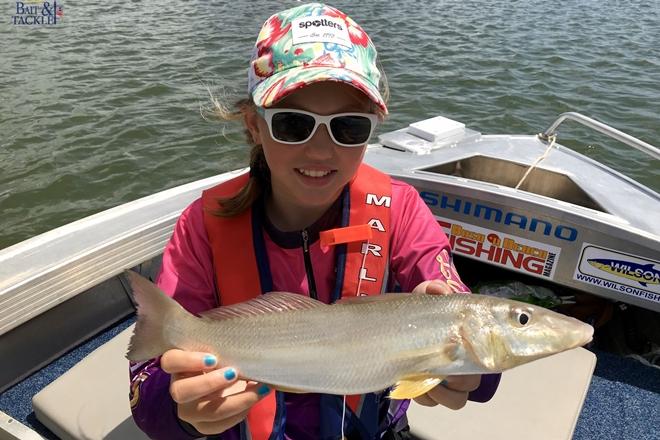 gold coast whiting fishing