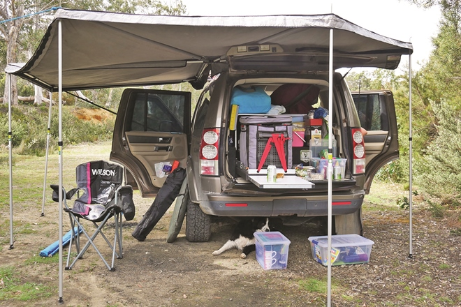 camping gear 4wding accessories