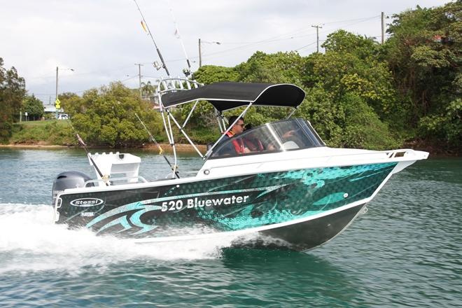 stessl 520 bluewater