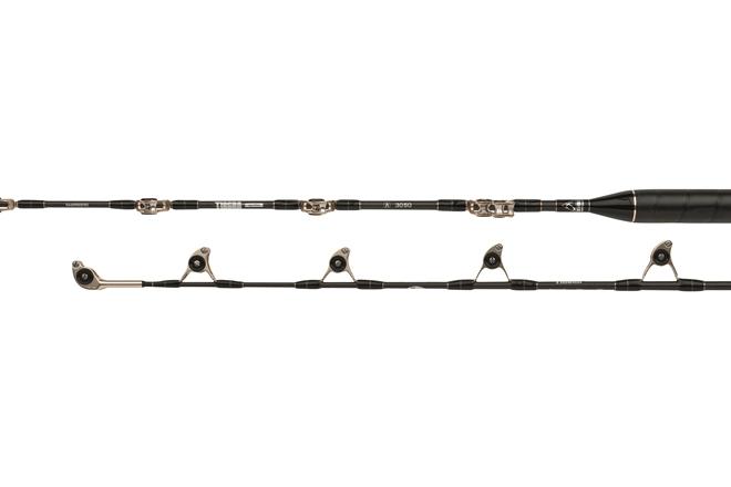 shimano tiagra ultra rods