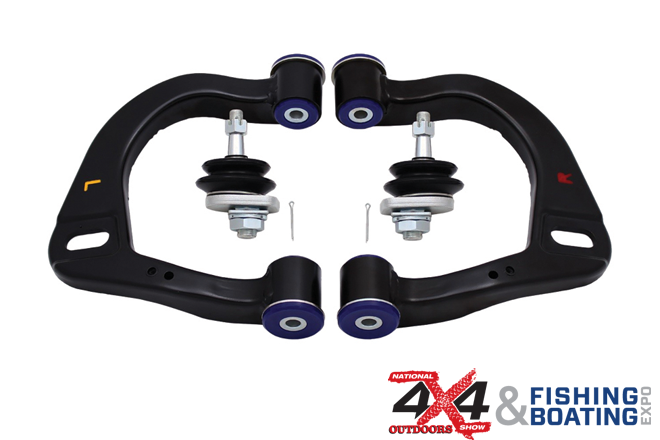 superpro fulcrum control arm kits