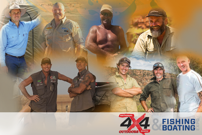 guest speakers 4x4 show brisbane