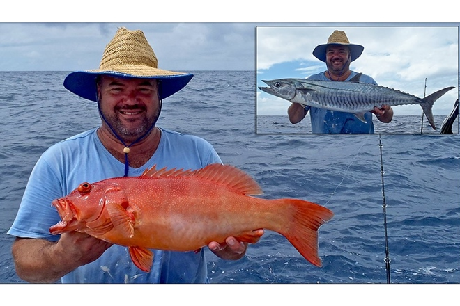 offshore fishing coral tout