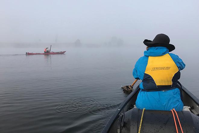 O'Sheas to logans canoe