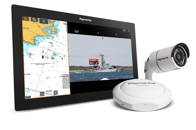 raymarine axiom clearcruise