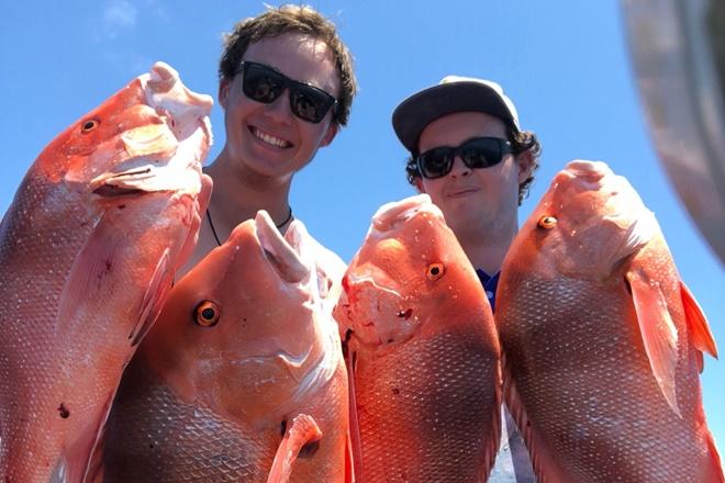 fishing the deep off bundaberg