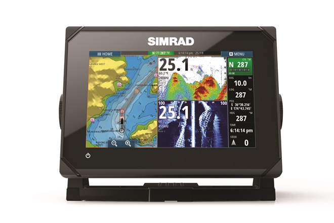 simrad active imaging