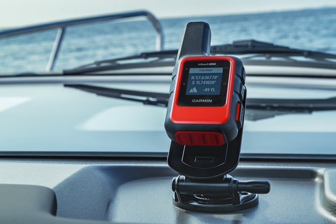 garmin gps inreach mini mount