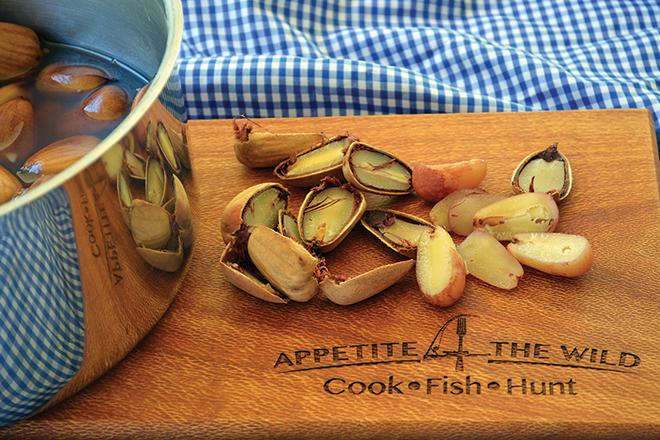 bunya nuts recipe