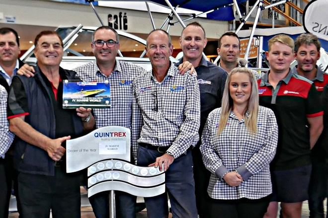 quintrex state dealer of the year