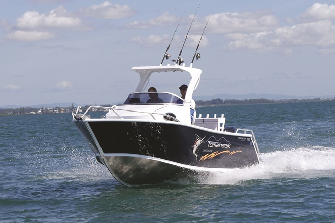 formosa 580 centre cabin boat review