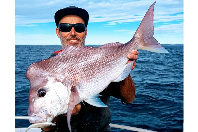 fishing a great option school hols snapper