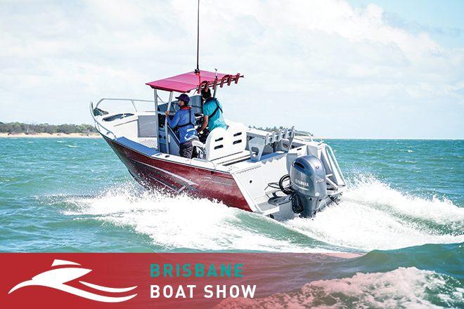 sea jay boats boat show