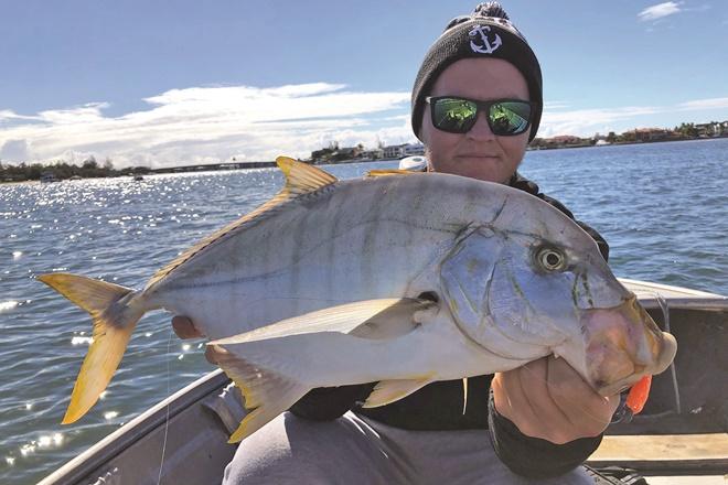 fish hunt cool gold coast