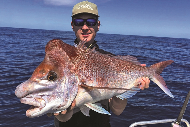 southeast queensland offshore fishing