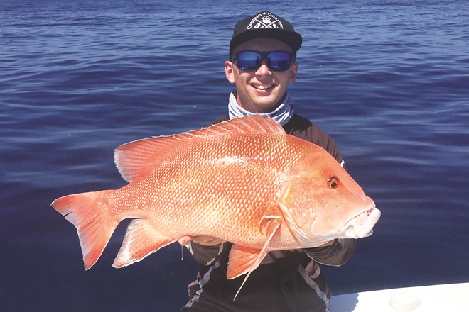 small weather windows river to reef fishing charters