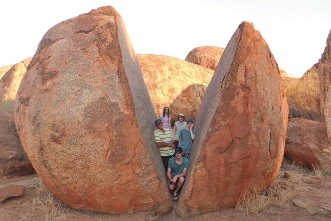 northern australia devils marbles