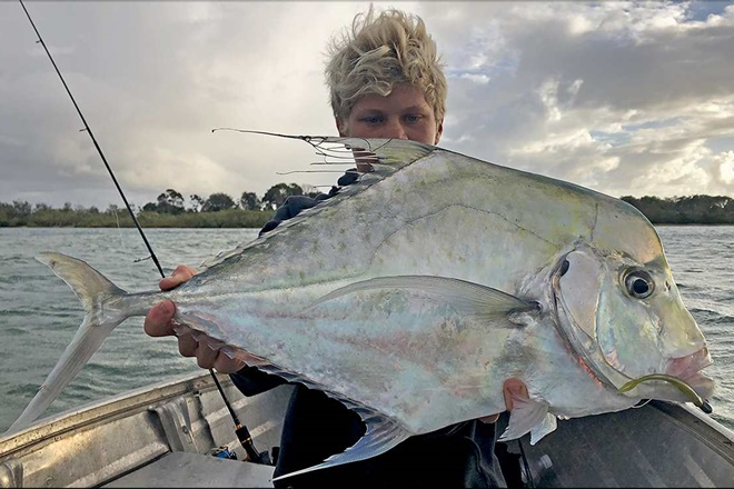noosa river settle fishing