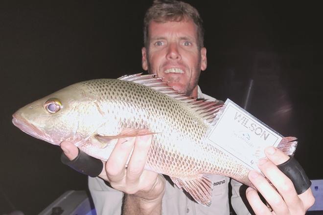 quality fishing tin can bay