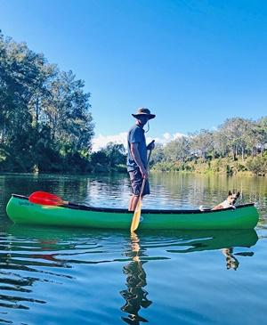 pack canoe