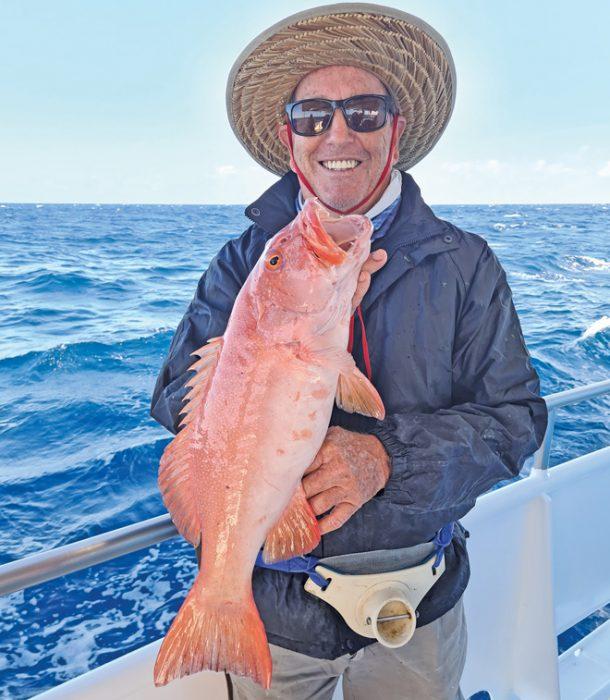 Swain Reefs trip