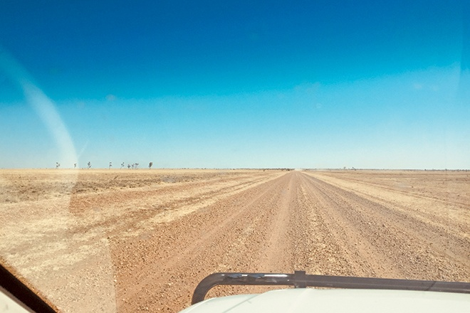 Back on the road again – destination Mt Isa